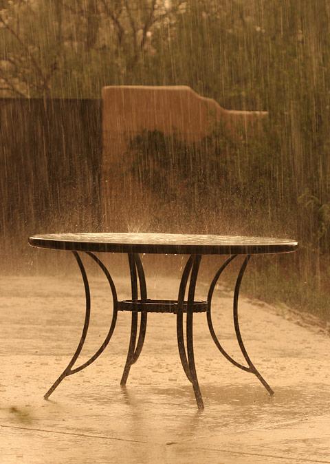 Yağmuru sever misiniz?